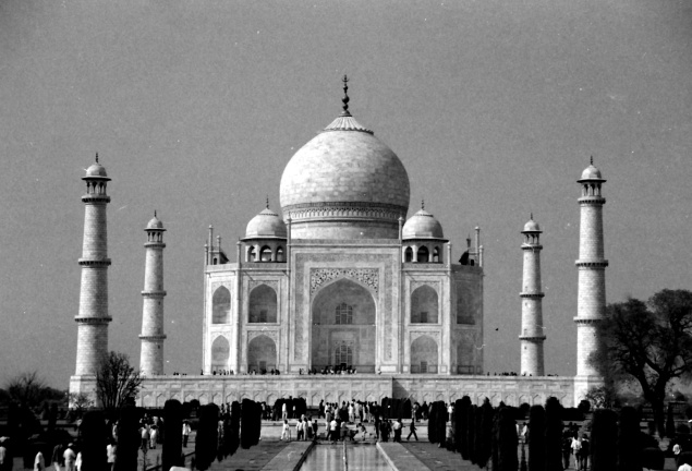 Taj close up